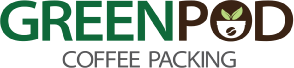 Green Pod Coffee Packing